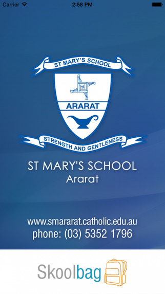 St Mary's School Ararat - Skoolbag