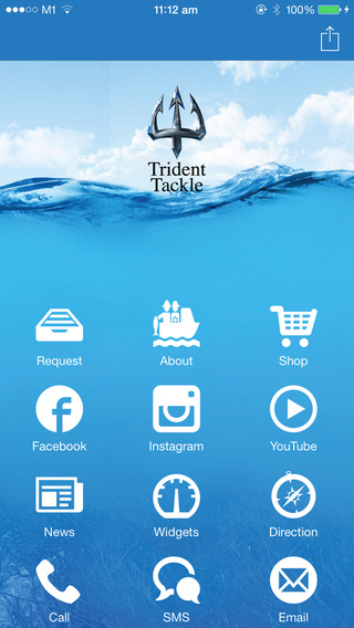 Trident Tackle
