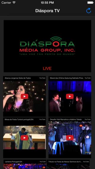 Diáspora Media Group Inc. Tv.