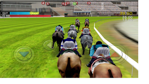 IOS-iHorse Racing