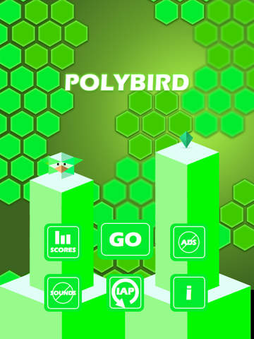 PolyBird - Mr Bird Jump|玩遊戲App免費|玩APPs