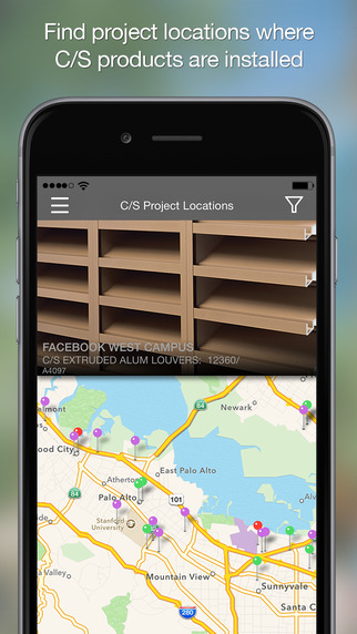 Project Locator