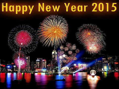 Happy New Year Wishes HD