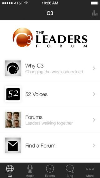 C3 Leaders