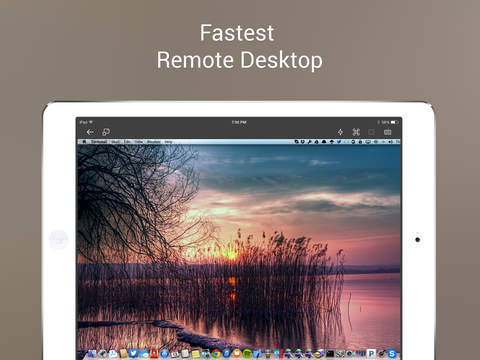 Screenshot #2 for Remoter VNC - Remote Desktop