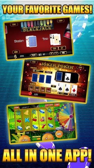 Fun Festival Mega Casino - Hot Las Vegas Dream