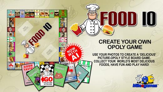 Food IO Foodopoly