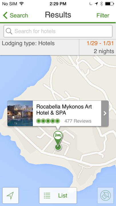 TripAdvisor Hotels Flights Restaurants - iPhone Mobile Analytics and App Store Data
