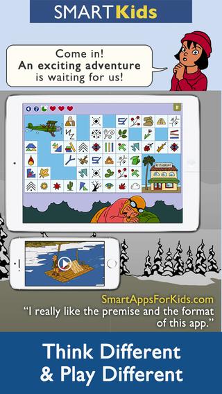 Smart Kids : White Siberia - Intelligent thinking activities to improve brain skills for your family