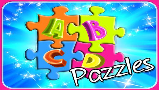 ABC Puzzles : Preschool Alphabet Puzzle Game