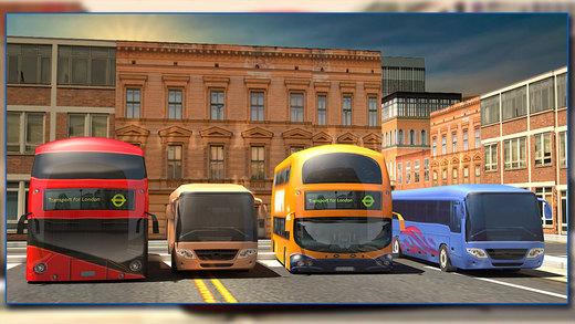 Extreme City Bus Driver Simulator 3D