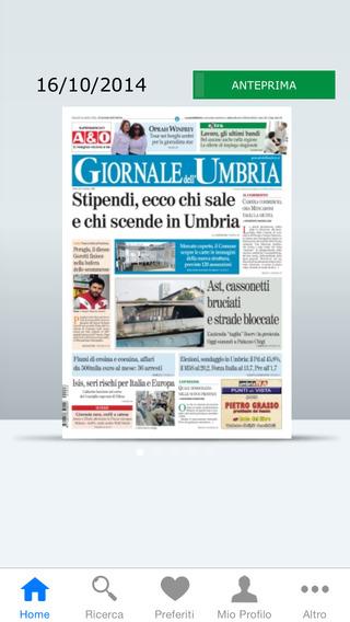 Giornale dell'Umbria