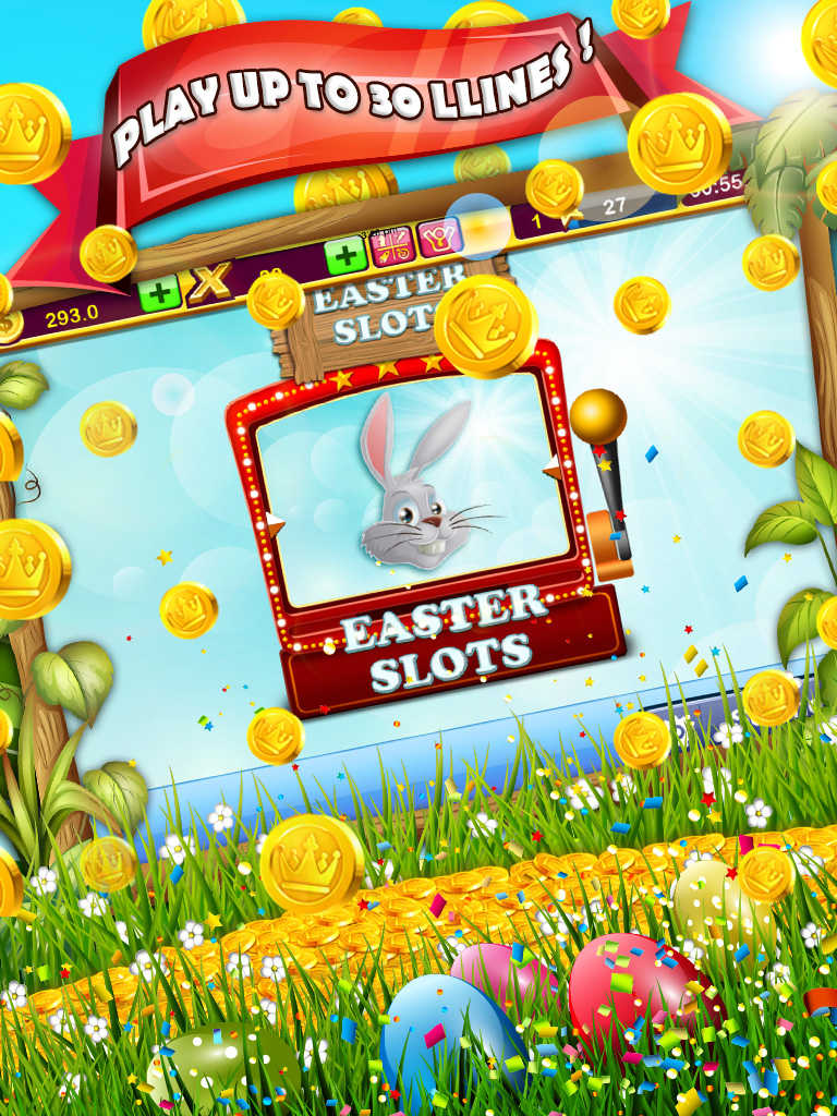 Free easter slot machine games poker just for fun online easter egg hunt online casino slot game thecheapjerseys Images
