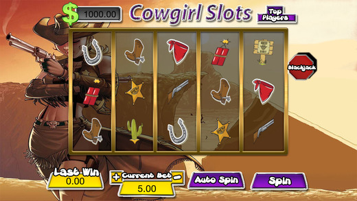 ''''2015 Aaaaaaaaahaa Cowgirl Slots-Free Casino Sl