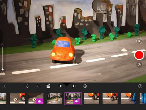 Screenshot 2 Stop Motion Studio Pro