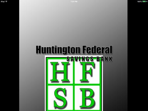 Huntington Federal Savings Bank for iPad