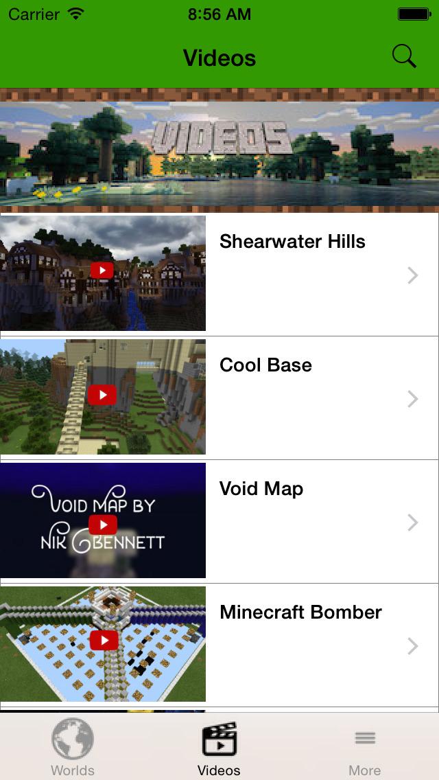 Maps for Minecraft PE  Screenshot