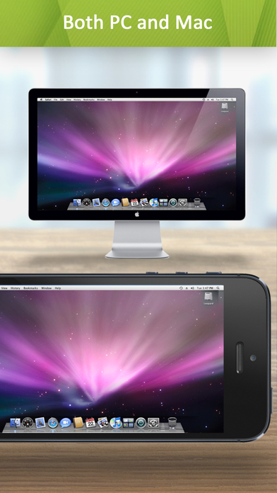 Splashtop Personal - Remote Desktop for iPhone Screenshots