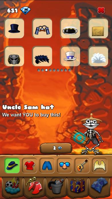 Froggy Jump iPhone Screenshot 5