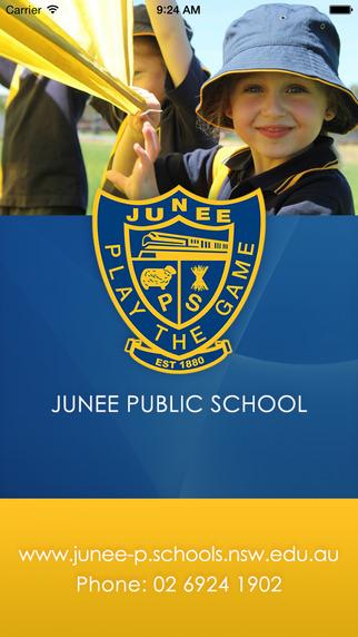 Junee Public School - Skoolbag