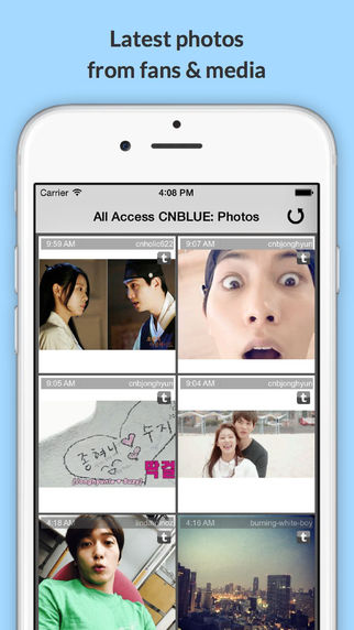 All Access: CNBLUE Edition - Music Videos Social Photos More