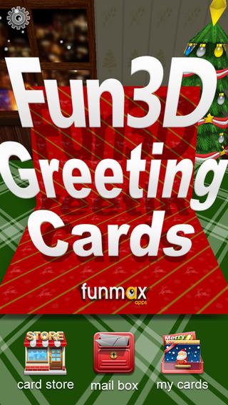 Fun3D Greeting Cards