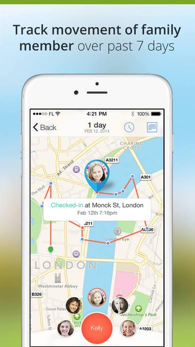 Family Locator - GPS Phone Tracker Screenshot