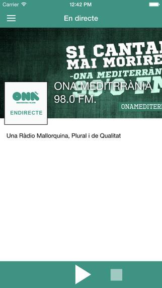 【免費新聞App】Ona Mediterrània-APP點子
