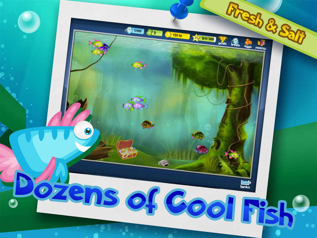 App shopper fish world games for Fish world games