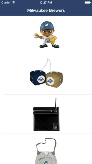 FanGear for Milwaukee Baseball - Shop for Brewers Apparel Accessories Memorabilia