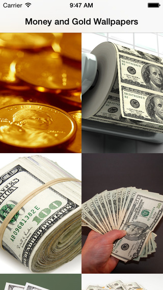 Money and Gold Wallpapers