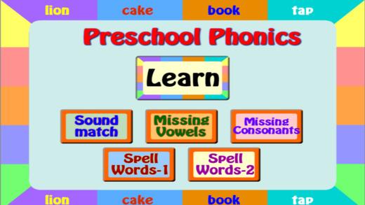 Preschool Phonics Lite