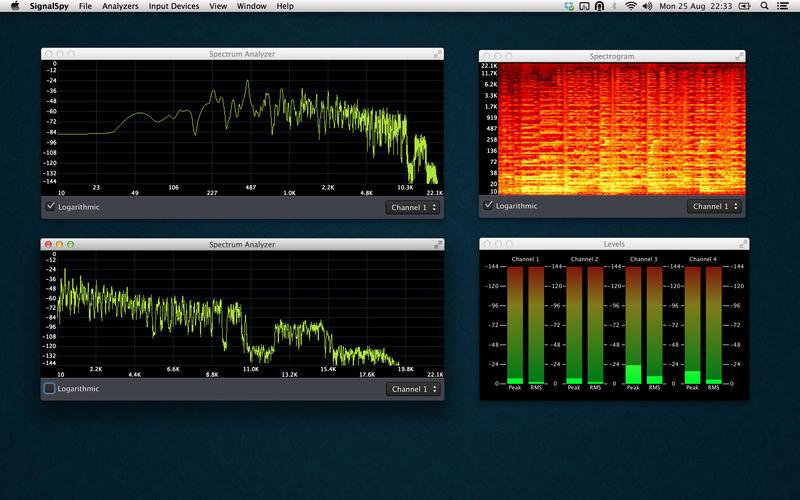 SignalSpy Screenshot - 3