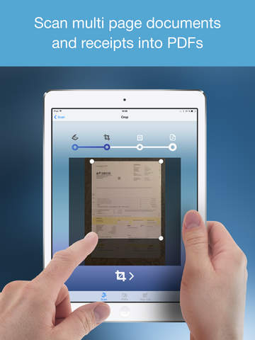 Superscan - Turn your device into pdf scanner Screenshots
