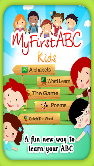My First ABC Kids Pro - Teach Nursery Rhymes and Alphabet