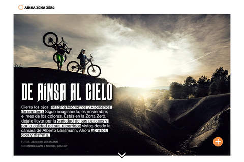 MTBpro Magazine screenshot 2