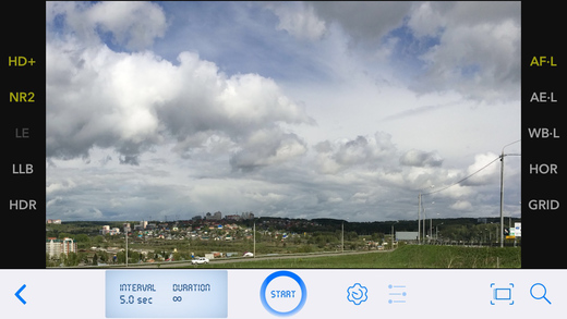 Skyflow - Time-lapse with HDR Pan and more