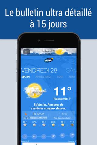 La Chaîne Météo screenshot 2