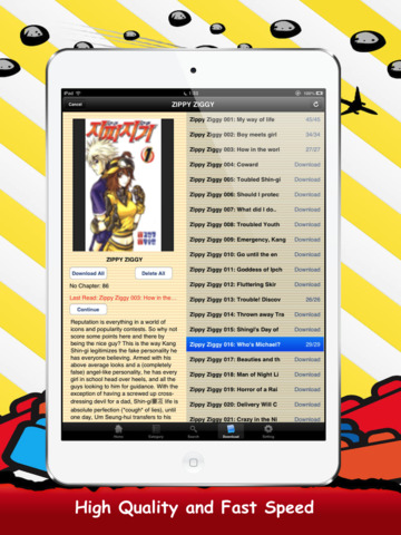 Manga Unlimited - Read Online and Download Unlimited Screenshots