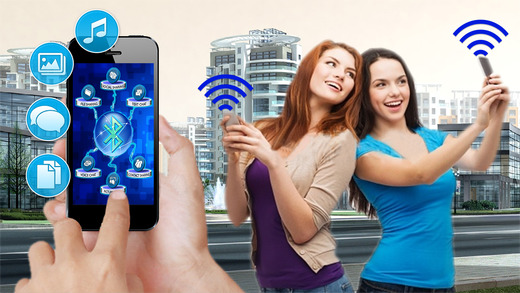 Bluetooth Transfer - Sharing Photos Contacts Files