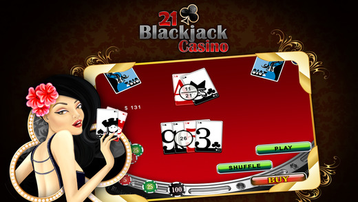 free blackjack card game