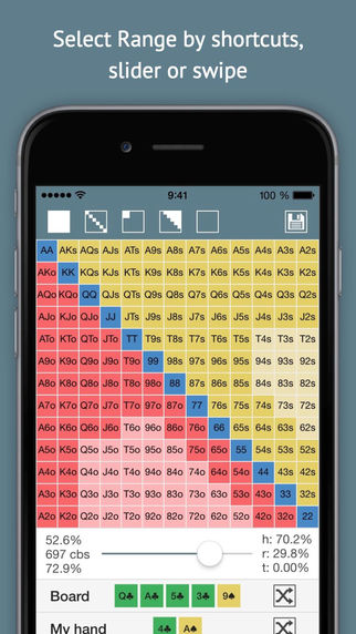 Poker calculator TakeEV free