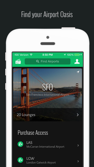 LoungeBuddy - Find and access lounges worldwide