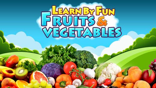 Learn By Fun Fruit Vegetable Pro