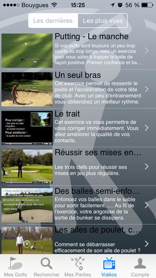 Vision Golf