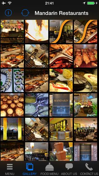 Mandarin Restaurants