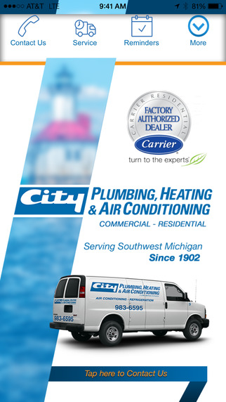 City Plumbing Heating Air Conditioning Company