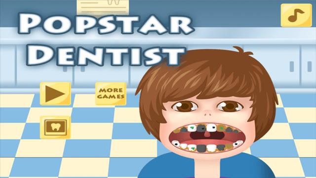 Popstar Dentist - Free Dentist Game