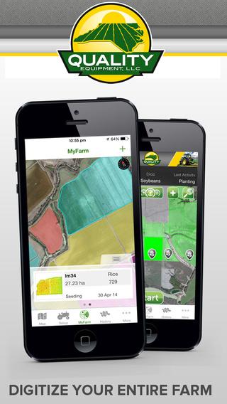 Quality Equipment - Mobile Farm Management