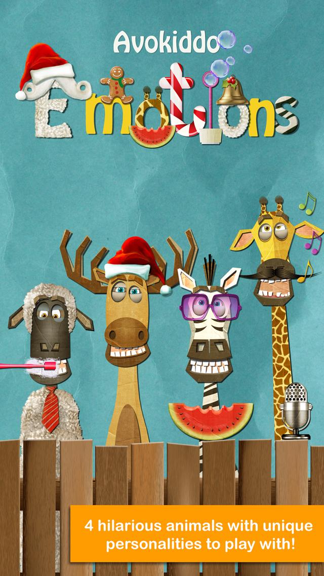 Avokiddo Emotions by by Avokiddo – Review & Giveaway 2014